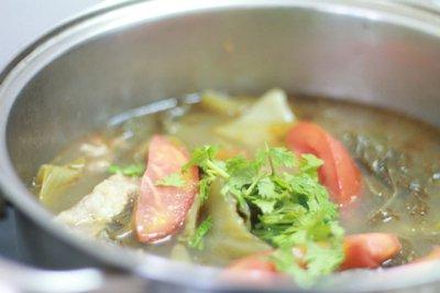 Canh dưa nấu sườn ngon cơm ngày se lạnh 14
