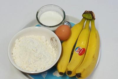 Bánh Pancake cuộn chuối cho bữa sáng ngon miệng 3