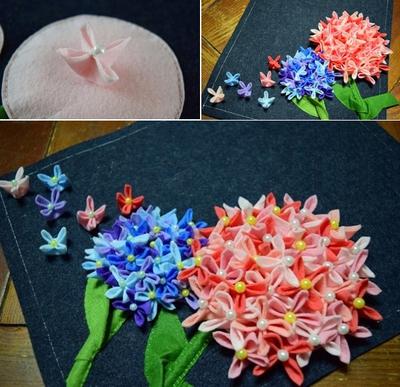 Tranh đồng hồ hoa cẩm chướng trang trí nhà ấn tượng 10