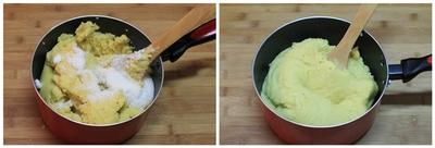 Bánh đậu xanh làm nhanh mà không cần lò nướng! 10