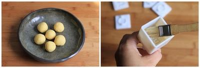 Bánh đậu xanh làm nhanh mà không cần lò nướng! 12