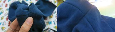Với 20.000đ tiền vải, mẹ may 3 quần dài cho bé mặc mùa đông! 9