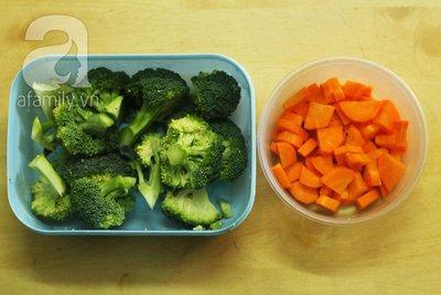 Làm cơm hộp văn phòng đầy sắc màu cho bữa trưa ngon miệng 10