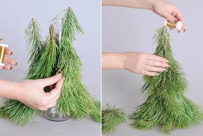3 cách làm cây thông mini đáng yêu cho mùa Noel 23