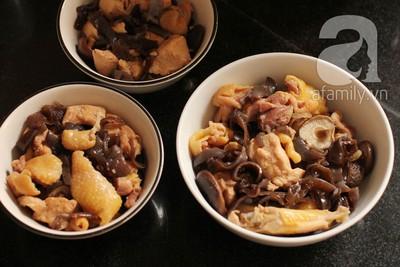 Blogger Phương Vũ chia sẻ cách làm gà nấu đông cực ngon 16