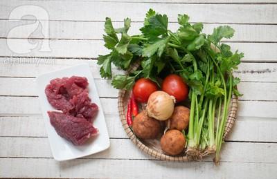 Thịt bò xào khoai tây ngon lạ cho bữa tối 3