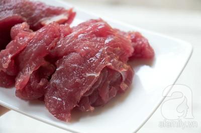 Thịt bò xào khoai tây ngon lạ cho bữa tối 6