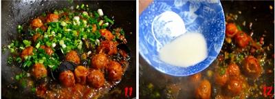 Trứng cút xốt chua cay ăn cho cơm chiều hấp dẫn! 15