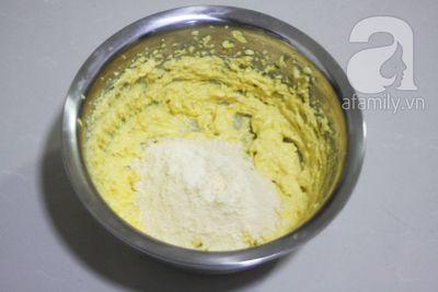 Bánh quy nhân mứt chua thơm lạ miệng 7