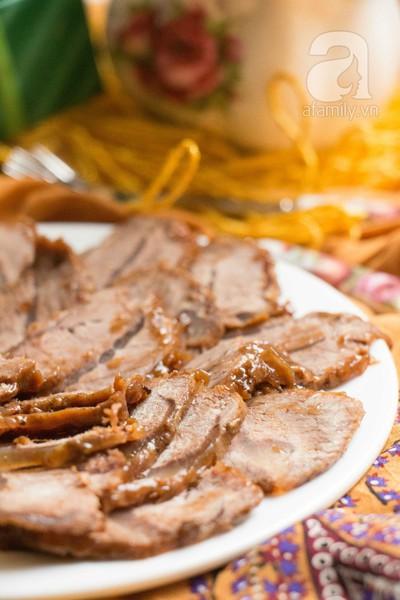 Bò kho nước tương: món mặn ngon, món nhắm cũng tuyệt! 13