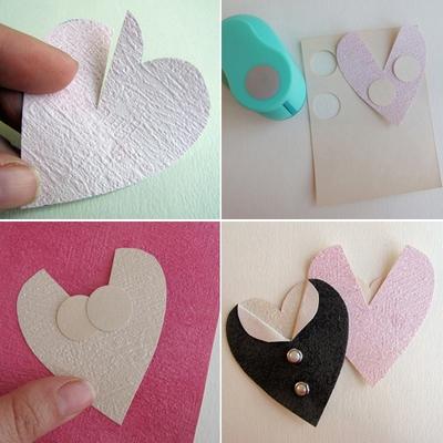 Valentine thật ý nghĩa với 2 cách làm thiệp cực yêu 17