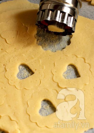 Bánh quy kẹp chocolate ngon đẹp cho dịp Valentine 12