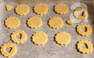 Bánh quy kẹp chocolate ngon đẹp cho dịp Valentine 13