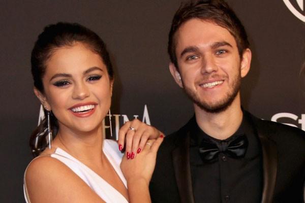 Selena Gomez thân mật với chàng DJ điển trai 7