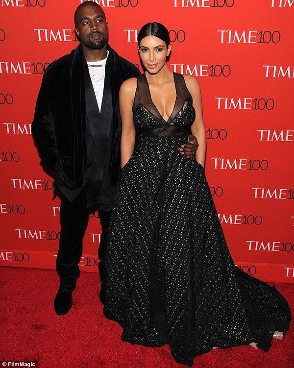 vợ chồng Kim Kardashian