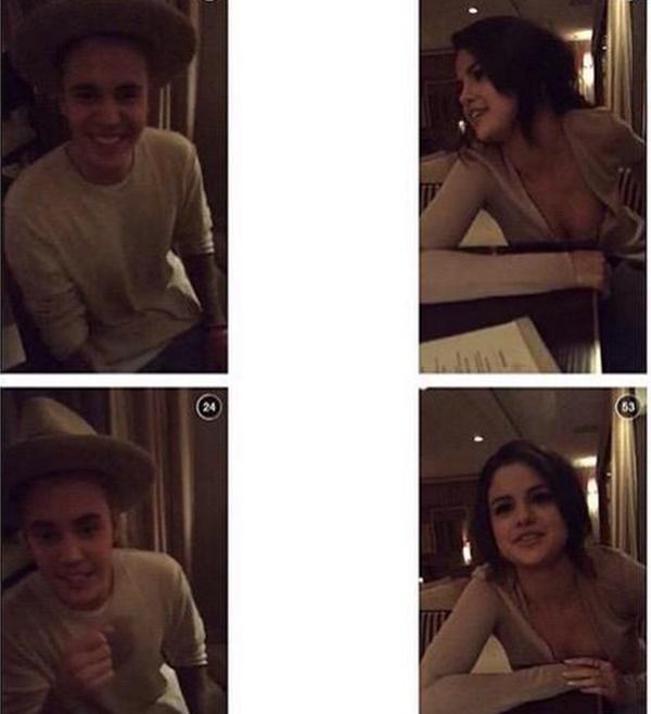 Selena Gomez và Justin Bieber đã tái hợp