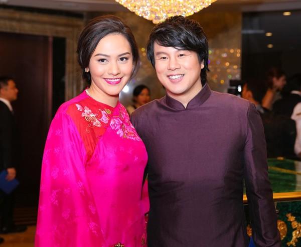 Vợ chồng Thanh Bùi