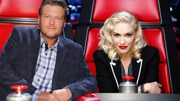 Blake Shelton và Gwen Stefani