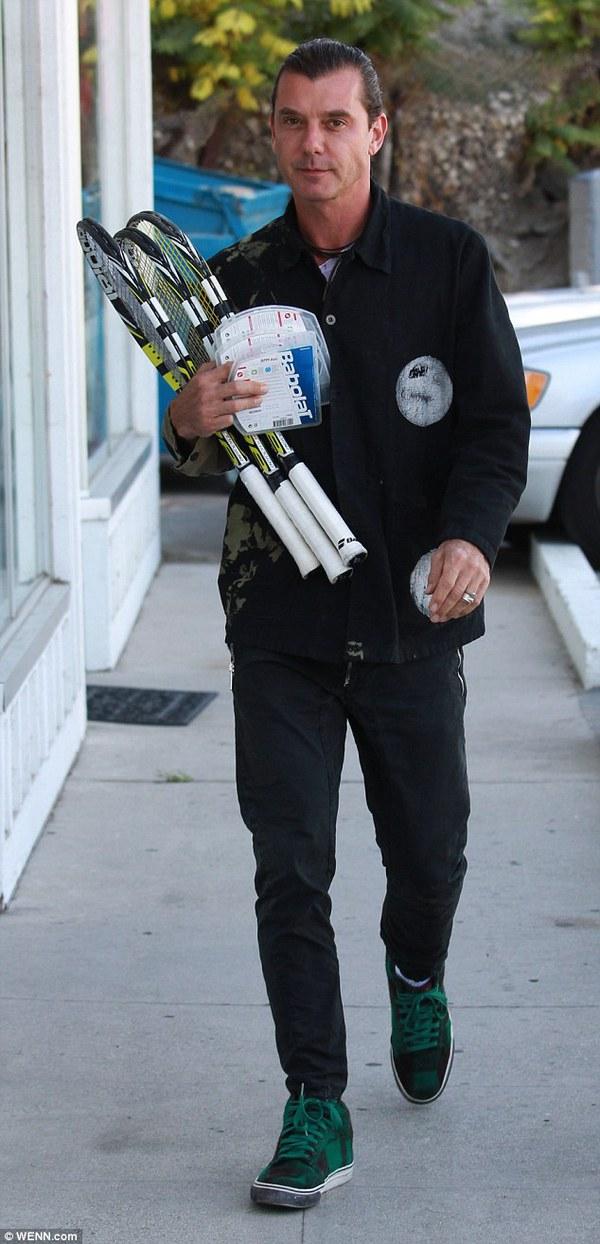 chồng cũ Gwen Stefani