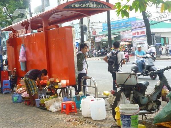 Sài Gòn có đôi chỗ xấu xí 6