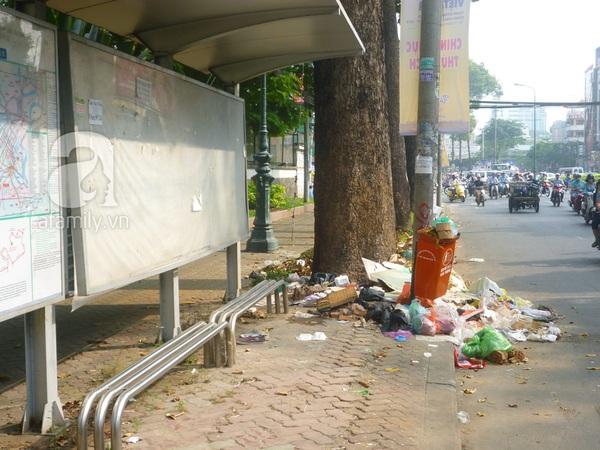 Sài Gòn có đôi chỗ xấu xí 2