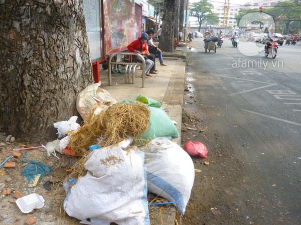 Sài Gòn có đôi chỗ xấu xí 4