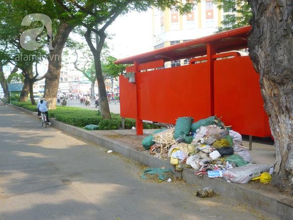 Sài Gòn có đôi chỗ xấu xí 5