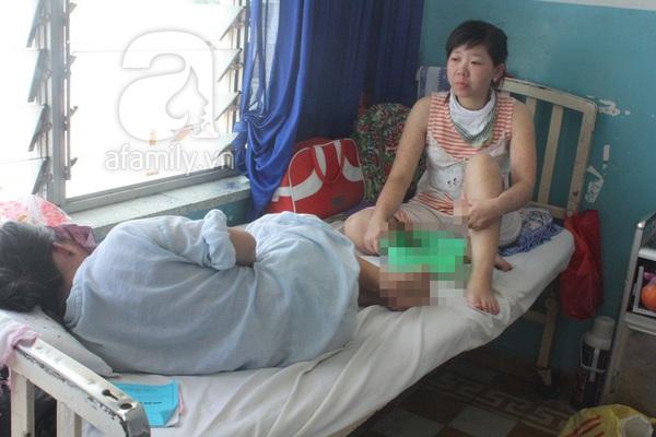 TP.HCM: Người lớn lao đao vì bệnh sởi 1