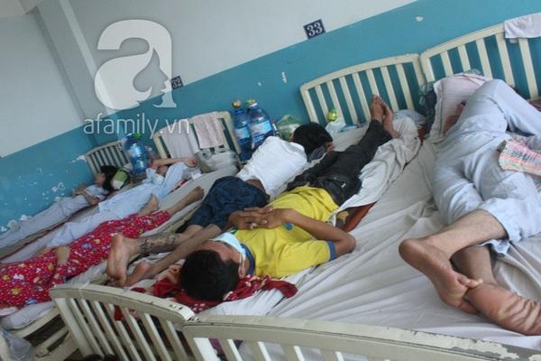 TP.HCM: Người lớn lao đao vì bệnh sởi 3