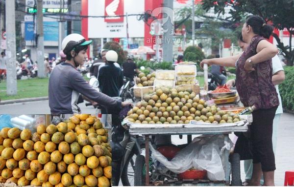 """TP.HCM: Giá trái cây bình dân đắt gấp 3 lần trái cây """"quý tộc"""" 2"""