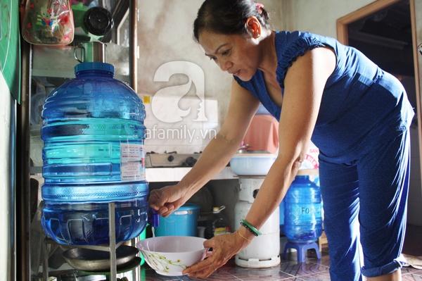 20 năm sống cạnh trung tâm Sài Gòn vẫn hoang mang dùng nước bẩn 5