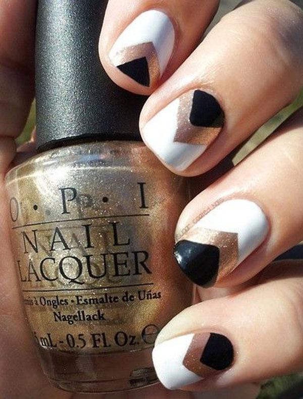 Gợi ý màu nail cho cô dâu mùa hè 15