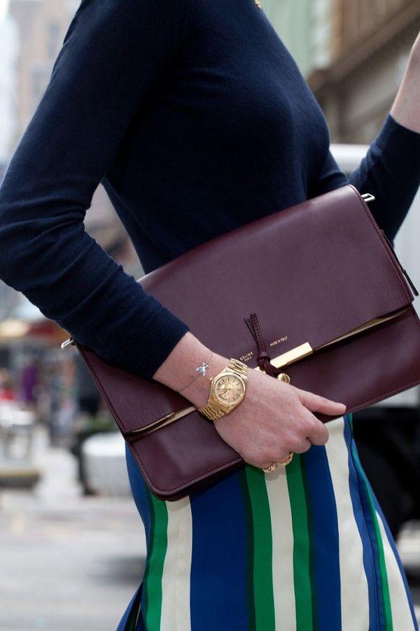Chọn túi xách phù hợp với tính cách của bạn 8