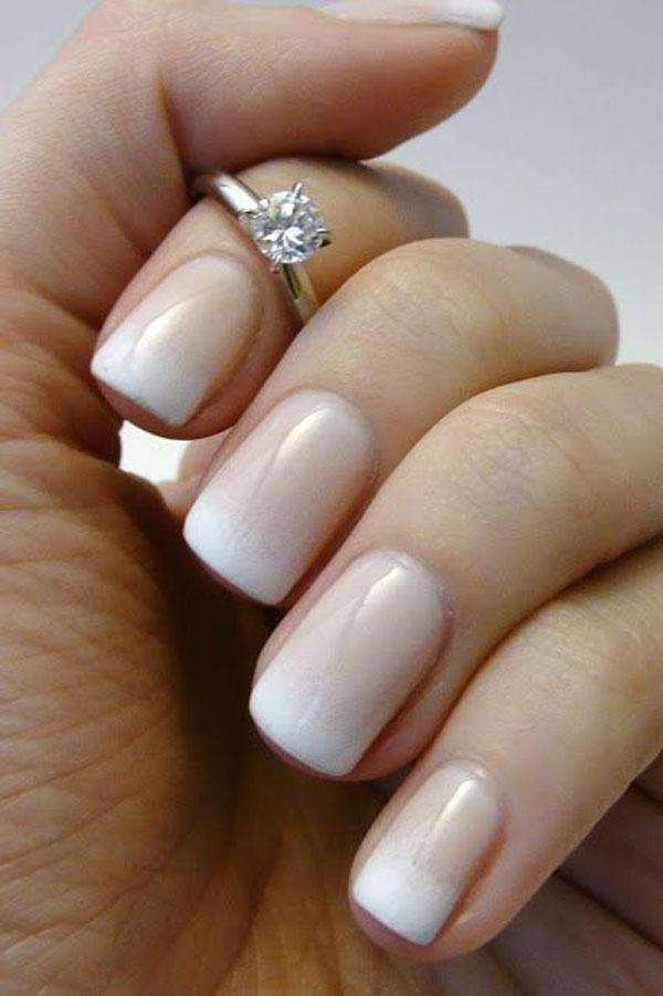 Gợi ý màu nail cho cô dâu mùa hè 1