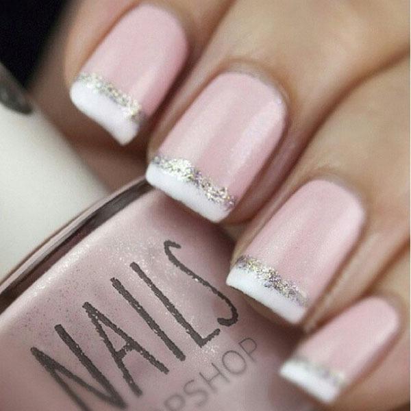 Gợi ý màu nail cho cô dâu mùa hè 2