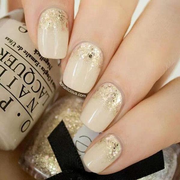 Gợi ý màu nail cho cô dâu mùa hè 13