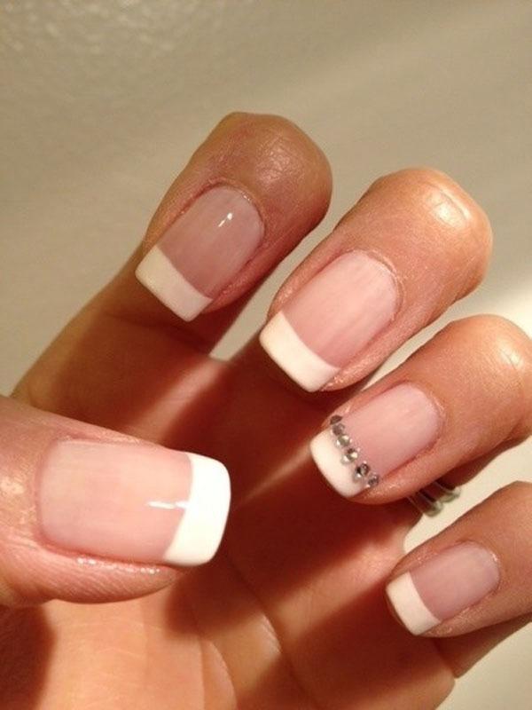 Gợi ý màu nail cho cô dâu mùa hè 4