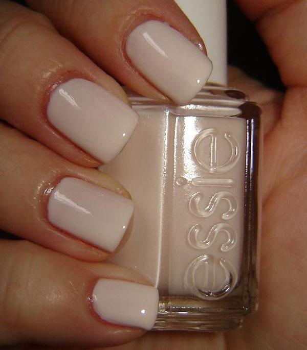 Gợi ý màu nail cho cô dâu mùa hè 5