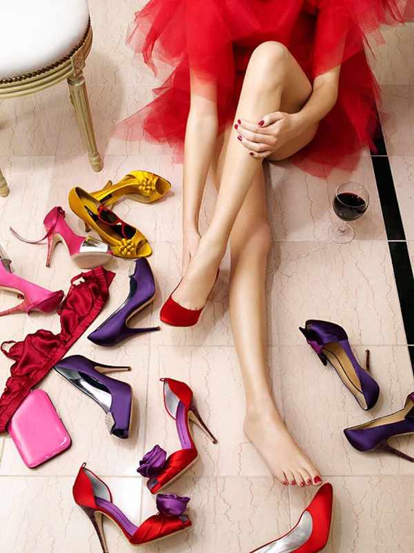 Bạn đã đi giày cao gót đúng cách? 6