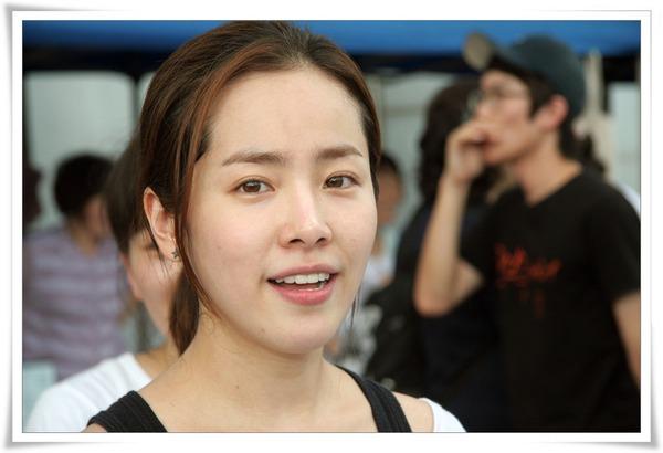 Soi da xấu-đẹp của kiều nữ Hàn khi để mặt mộc 1