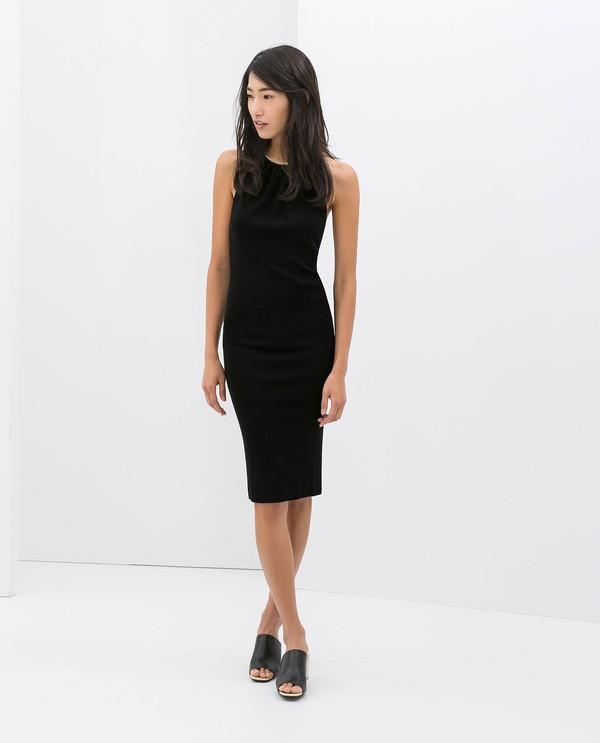 Gợi ý váy ôm thanh lịch cho nàng công sở tinh tế 6