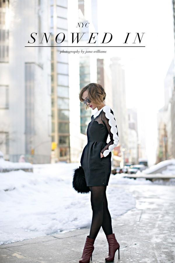 Gợi ý váy ôm thanh lịch cho nàng công sở tinh tế 18