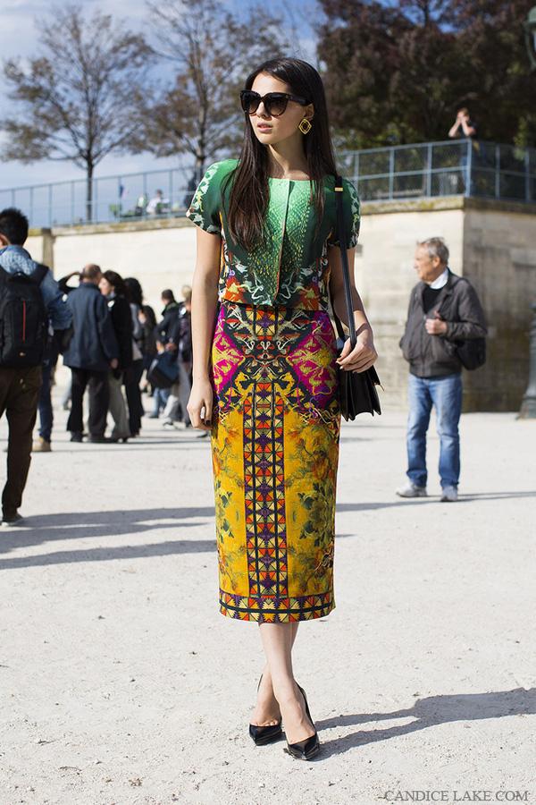 Gợi ý váy ôm thanh lịch cho nàng công sở tinh tế 21