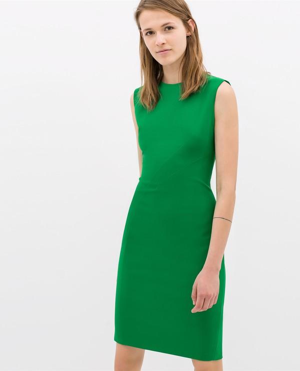 Gợi ý váy ôm thanh lịch cho nàng công sở tinh tế 10