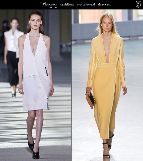 7 xu hướng áo xẻ ngực phái đẹp cần cập nhật cho Hè 2014 5