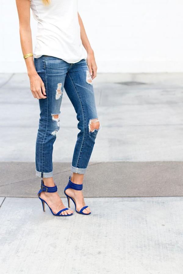 7 bí quyết giúp F5 quần jeans cho set đồ công sở 2
