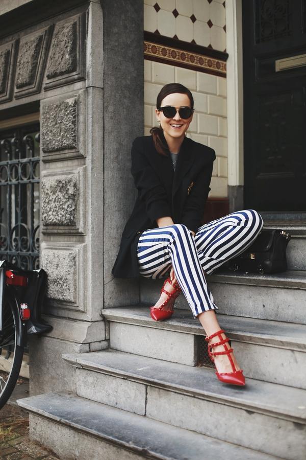 Street style hiện đại, nữ tính của phái đẹp châu Âu 1