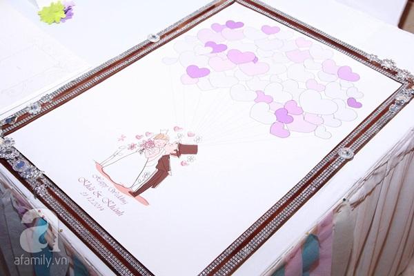 Lê Khánh - Tuấn Khải tình tứ trước giờ làm lễ cưới chính thức 16