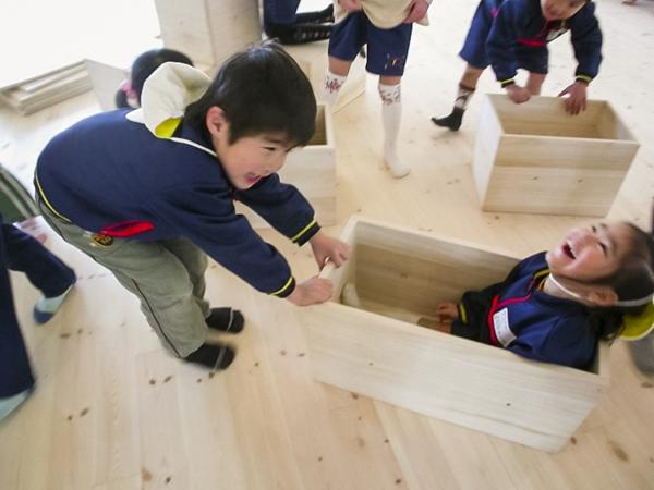 Một ngày học thử ở trường mầm non nổi tiếng nhất nước Nhật 8
