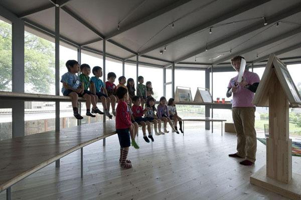 Một ngày học thử ở trường mầm non nổi tiếng nhất nước Nhật 12